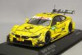 """・ミニチャンプス 1/43 BMW M4 (F82) """"BMW チーム MTEK"""" 2014 DTM #17 T.グロック"""