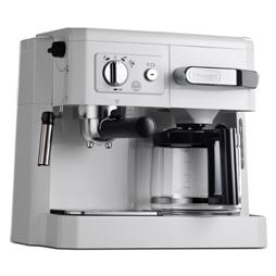 デロンギ コンビコーヒーメーカー [BCO410J-W] ホワイト