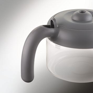 デロンギ ブラン ドリップコーヒーメーカー CM300J-WH用 ガラスジャグ [CM300-GJ]