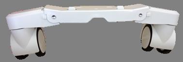 オイルヒーター ドラゴンデジタル・ドラゴンデジタルスマート専用 キャスター [パーツコード:7311010348]
