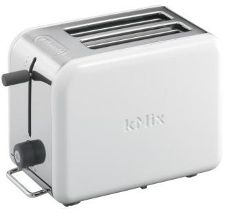 デロンギ ケーミックス ポップアップトースター [TTM020J-WH] ホワイト