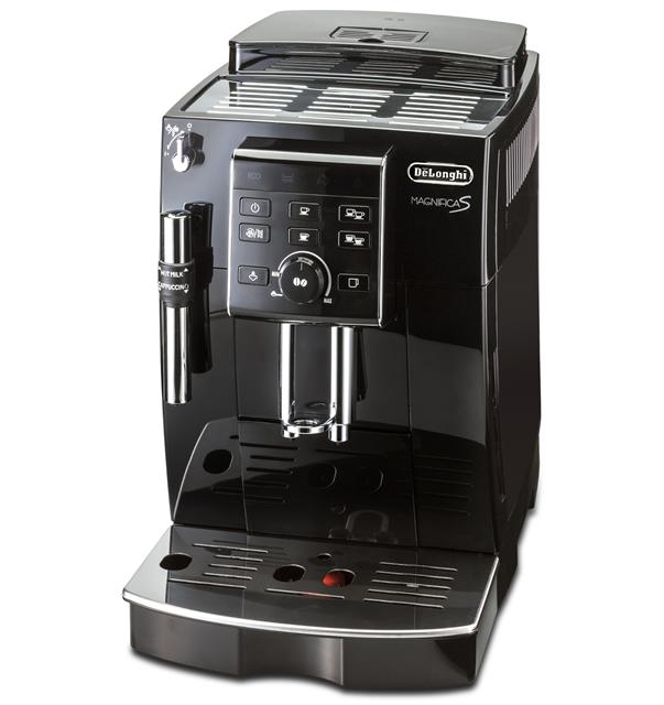 デロンギ マグニフィカ S コンパクト全自動コーヒーマシン [ECAM23120BN]
