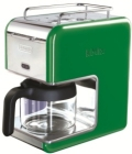 デロンギ ケーミックスブティック ドリップコーヒーメーカー [CMB6-GR] グリーン