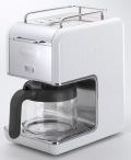 デロンギ ケーミックス ドリップコーヒーメーカー [CMB6-WH] ホワイト