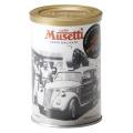 ムセッティ エボリューション コーヒーパウダー 125g缶 [MG125-EV]