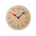 キッズクロック  木製 壁掛け 時計