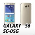 docomo SAMSUNG GALAXY S6 SC-05G�����ꥸ�ʥ륹�ޥۥ�����