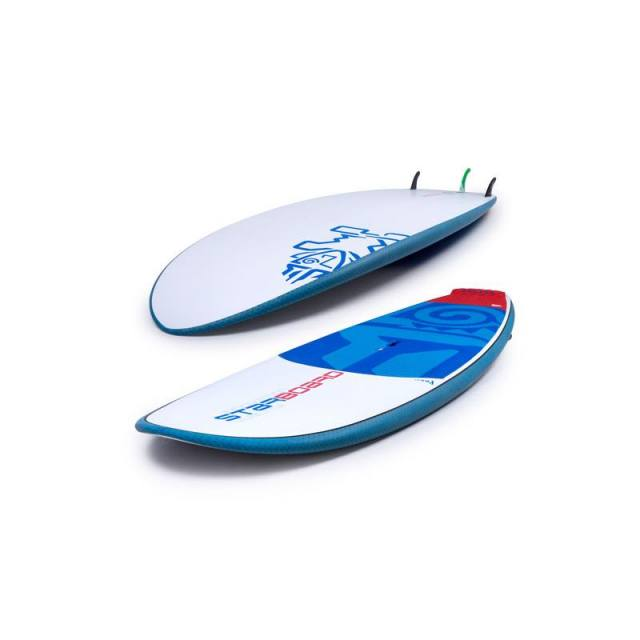 "【STARBOARD スターボード】 SUP BOARD SURF N' CRUISE POCKET ROCKET 8'5""×30"""
