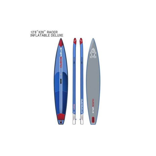 "【STARBOARD スターボード】 SUP BOARD  RACE 2017 12'6×26""×6"""