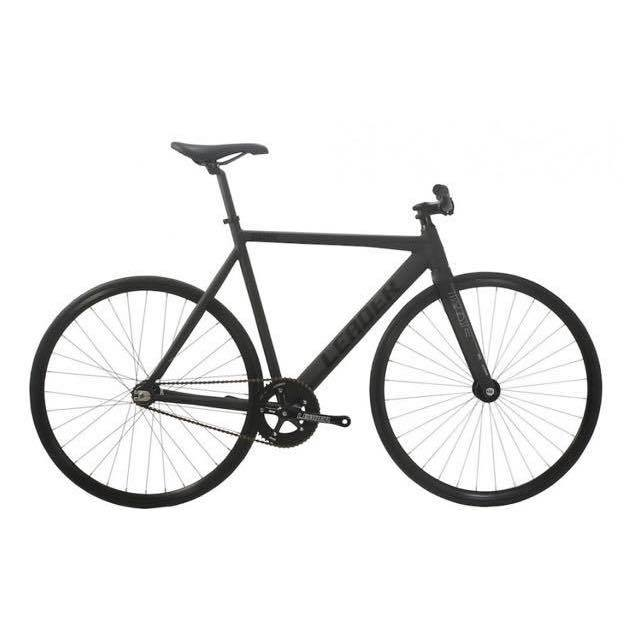 【LEADERBIKES リーダーバイク】 THE CURE  MATTE BLACK  完成車