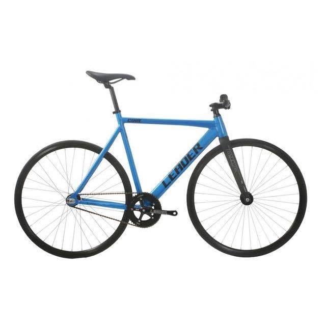 【LEADERBIKES リーダーバイク】 THE CURE  BLUE  完成車