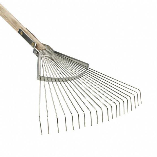 落葉レーキ 20爪  / Leaf rake  【Sneeboer社/オランダ製】