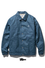 【SALE30%OFF】SILAS MEN'S(サイラス)LINEN COACH JACKET 10163504 コーチジャケット