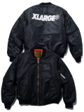 X-LARGE(エクストララージ)OG FLIGHT JACKET 12月2日発売 01164518 フライトジャケット