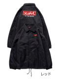 X-girl(エックスガール)BOX LOGO COACH JACKET 05171514 コーチジャケット レディース