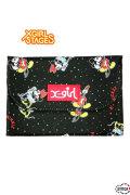 【ネコポス可】【X-girl Stages(エックスガールステージス)×Disney(ディズニー)】DISNEY/POCKET BOOK  15164002 母子手帳ケース