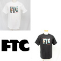 FTC(エフティーシー)GREETINGS FROM FTC017SUMT06  半袖Tシャツ メンズ