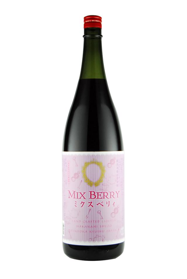 ぱるふぇ ミックスベリー梅酒(1800ml)