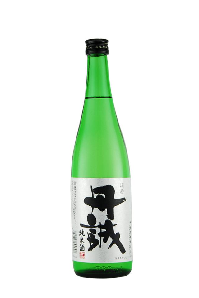丹誠 純米酒(720ml)