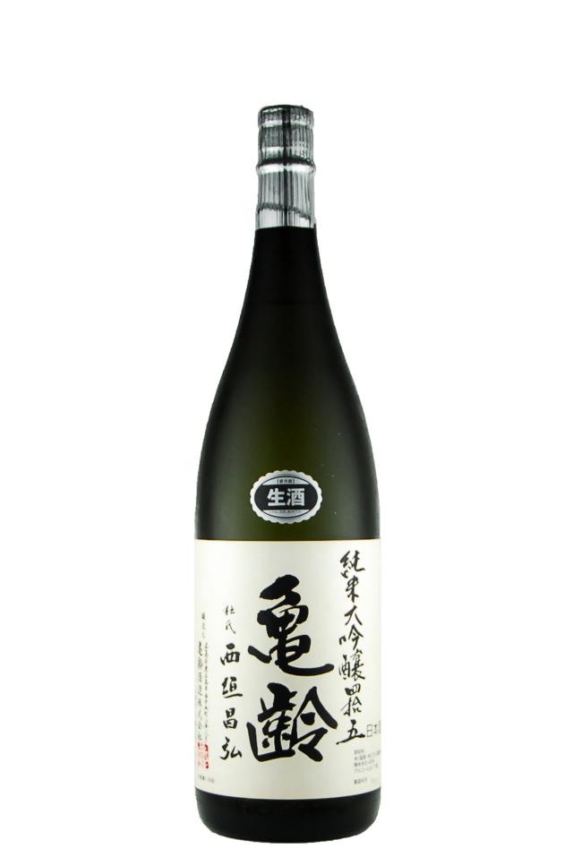 亀齢 純米大吟醸 四拾五(1800ml)