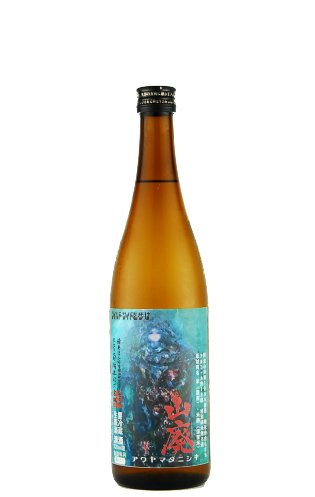 三芳菊 山廃 阿波山田錦 生原酒(720ml)