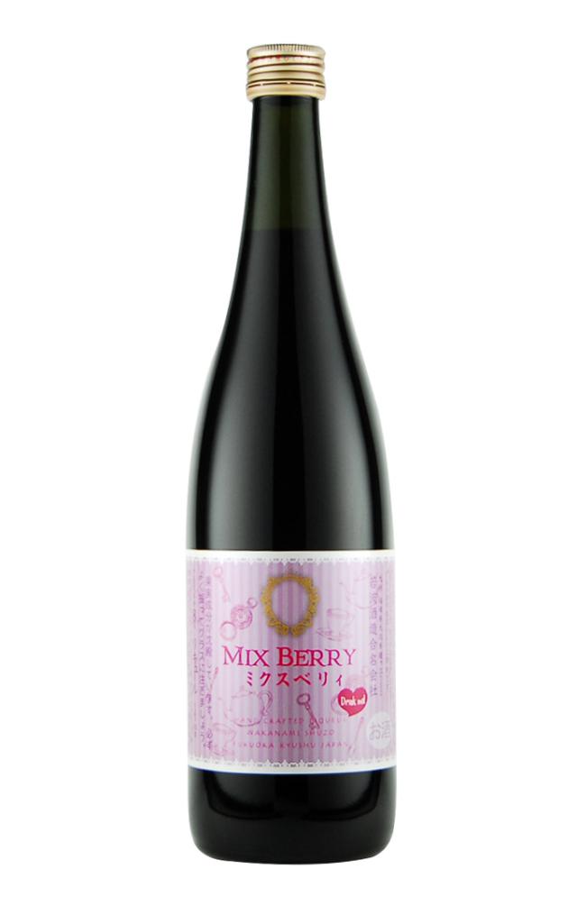 ぱるふぇ ミックスベリー梅酒(720ml)