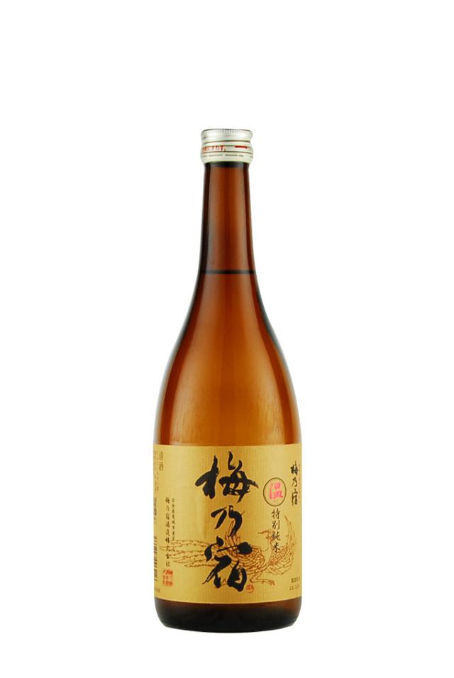 梅乃宿 特別純米 「温」(720ml)