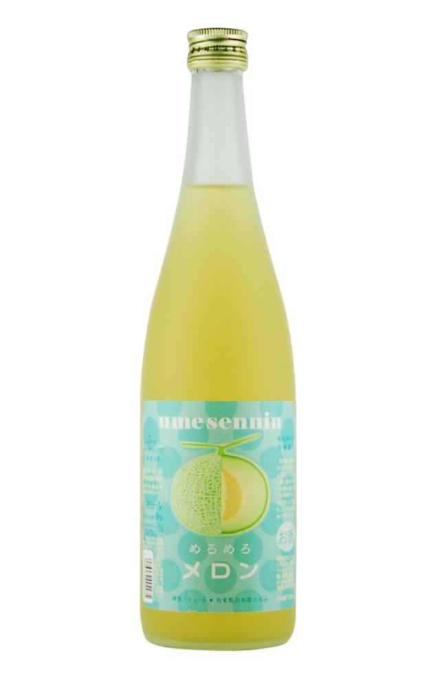 めろめろメロン梅酒(720ml)