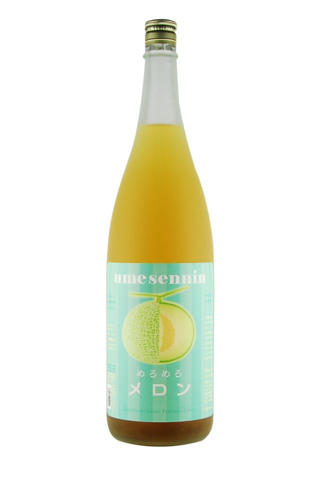 めろめろメロン梅酒(1800ml)