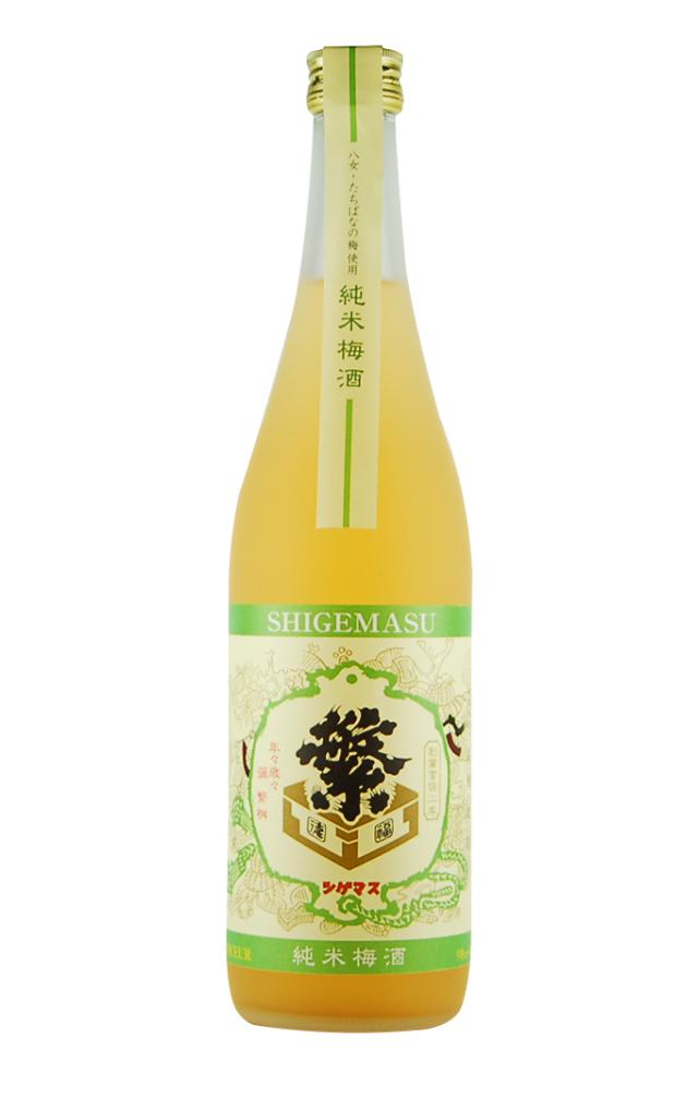 繁桝 純米梅酒(720ml)