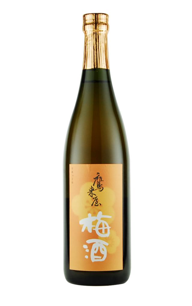 鷹来屋 梅酒(720ml)