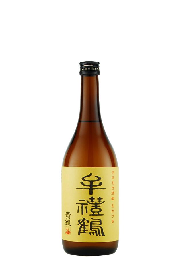 牟禮鶴 黄鐘(25度)720ml