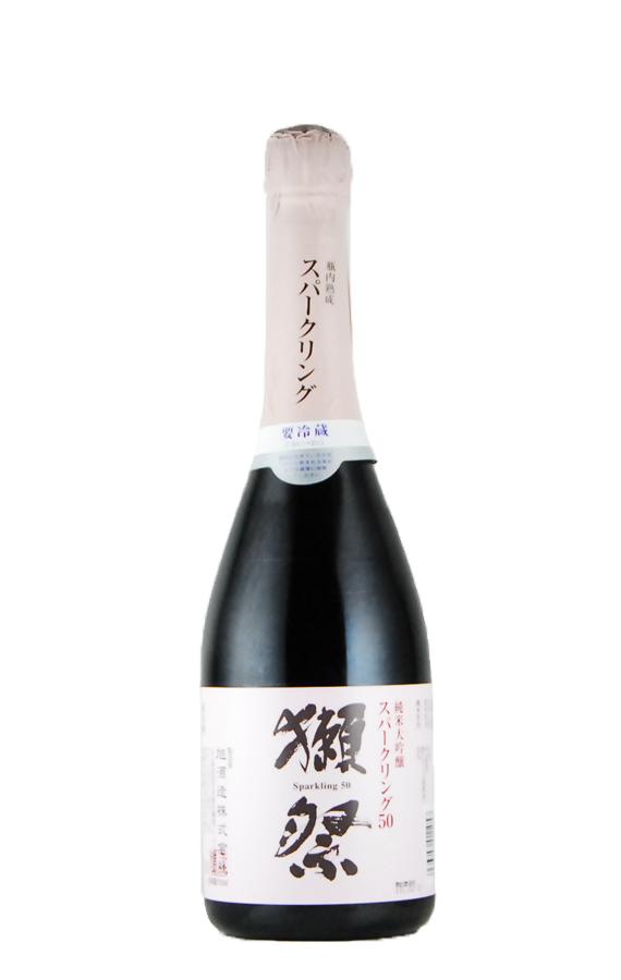 獺祭 純米大吟醸 50 発泡にごり酒(720ml)