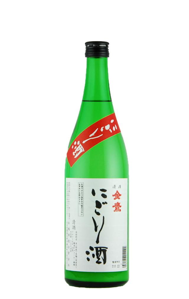 金鷹 にごり酒(720ml)