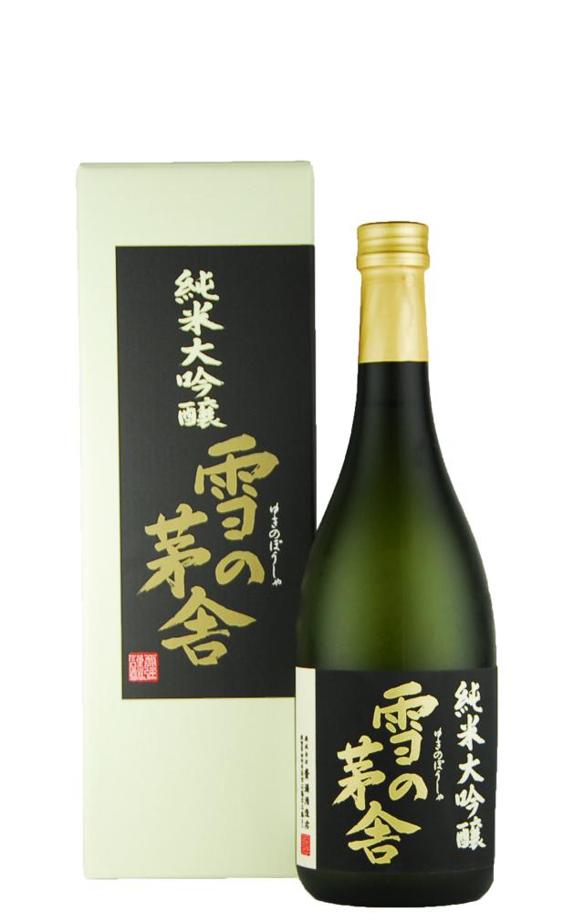 雪の茅舎 純米大吟醸(720ml)