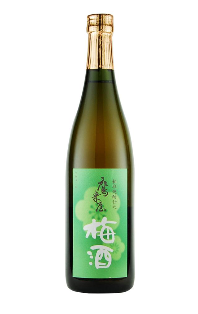 鷹来屋 粕取り焼酎仕込 梅酒(720ml)
