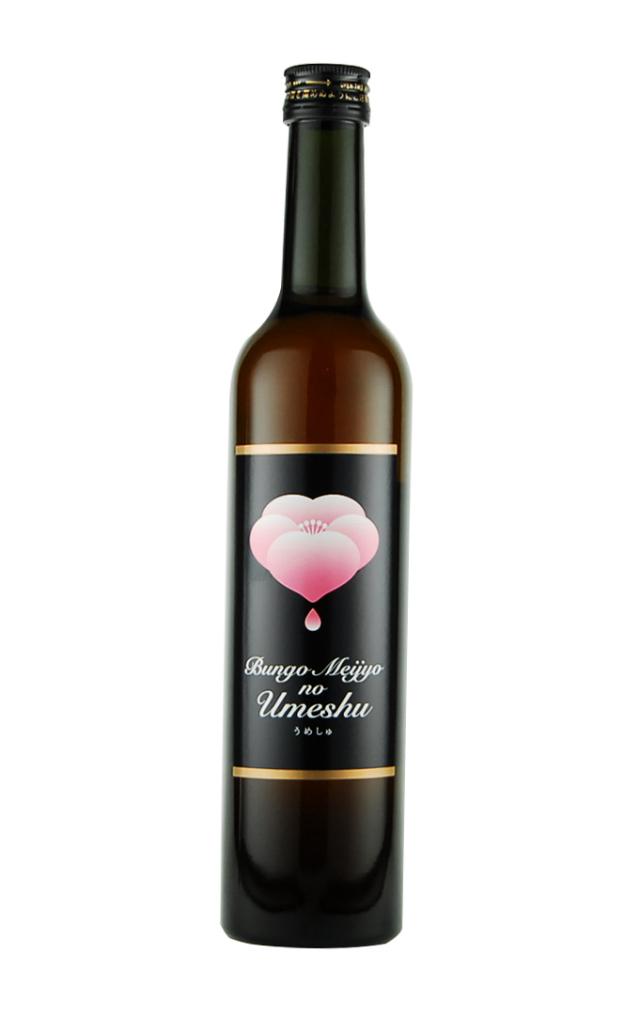 ぶんご銘醸 梅酒 原酒(500ml)