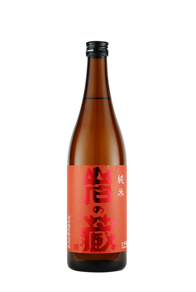 岩の蔵 純米酒(720ml)