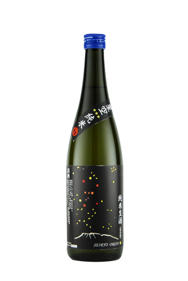 伊予賀儀屋 SEIRYO ORION(720ml)