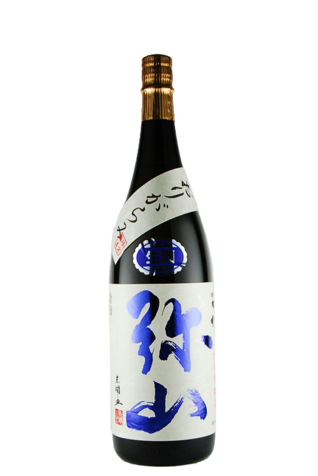 弥山 純米吟醸 おりがらみ(1800ml)