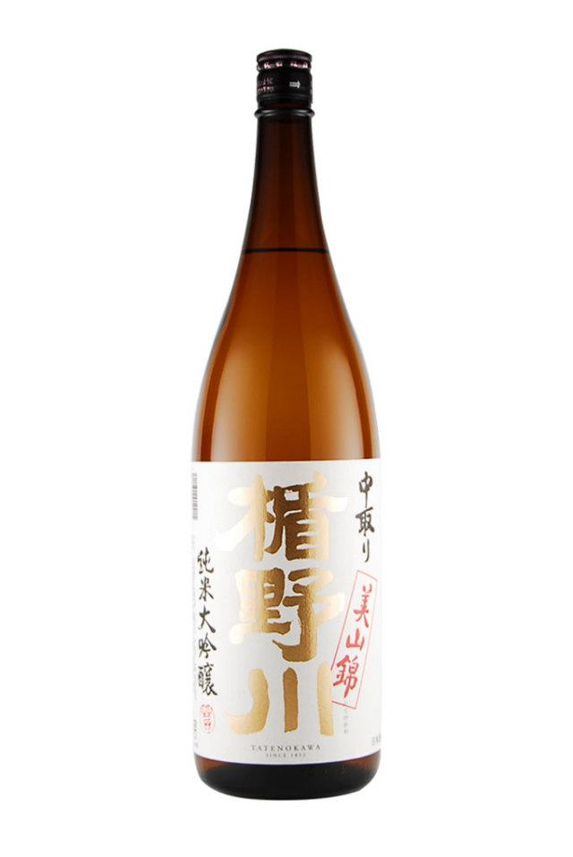 楯野川(楯の川酒造)山形