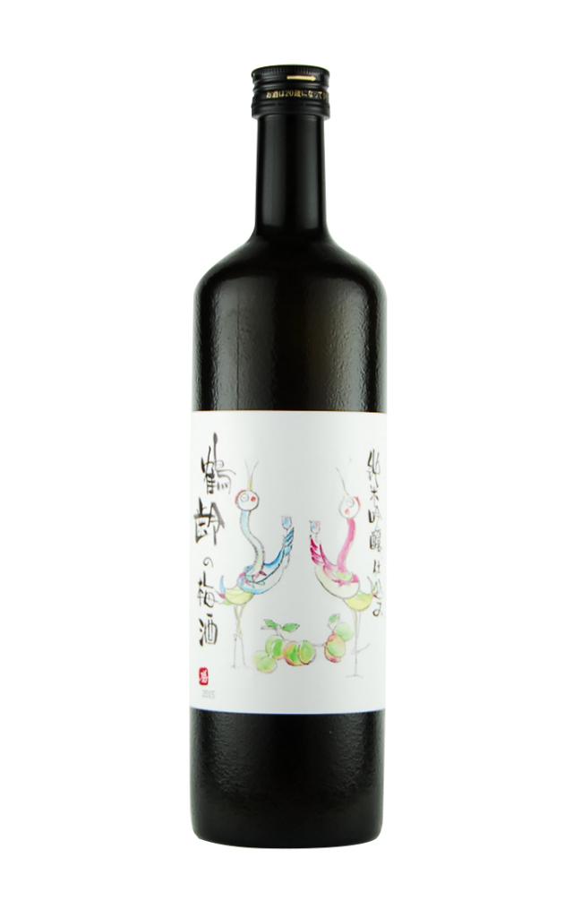 鶴齢の梅酒 純米吟醸仕込み(720ml)