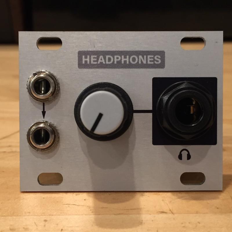 Intellijel | Headphones 1U