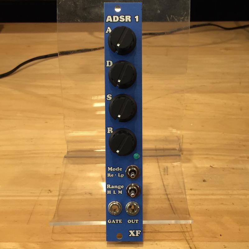 X-Fade Modular | ADSR 1