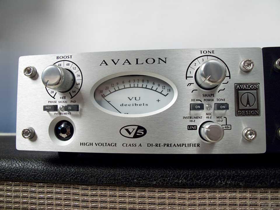 AVALON DESIGN/V5 Silver【在庫あり】