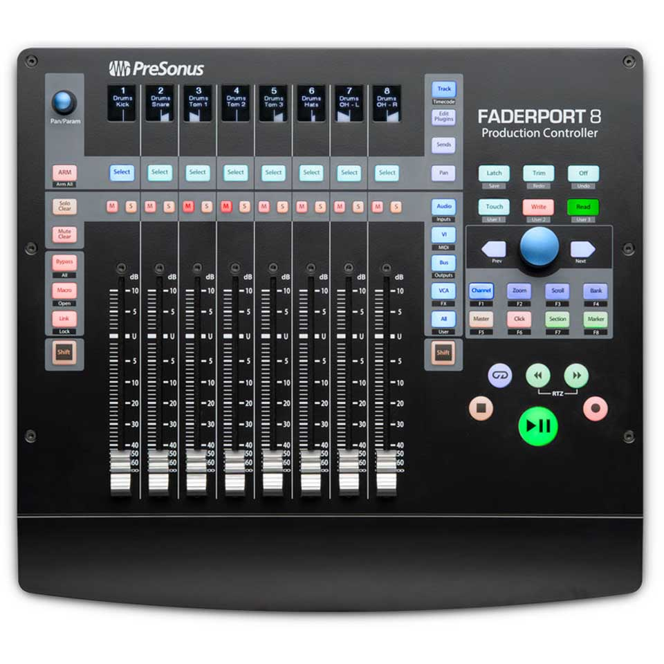 PreSonus/FaderPort 8【在庫あり】
