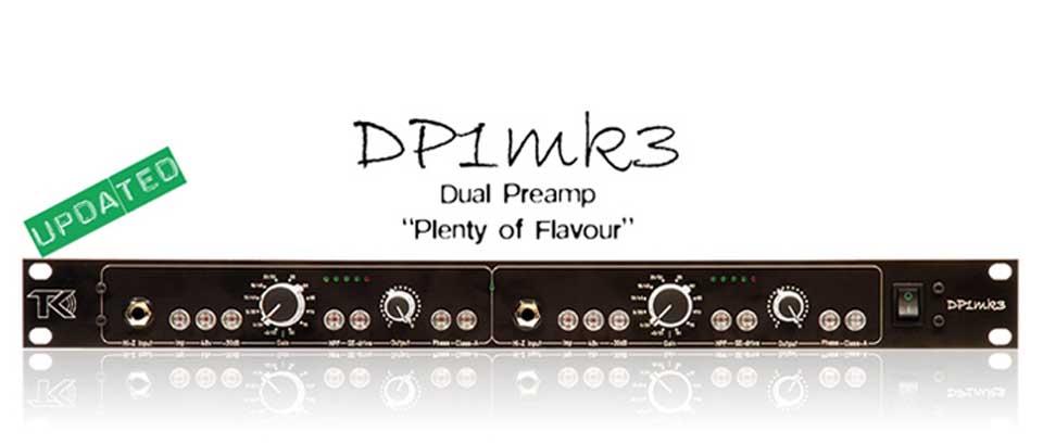 TK Audio/DP1 mk3【在庫あり】