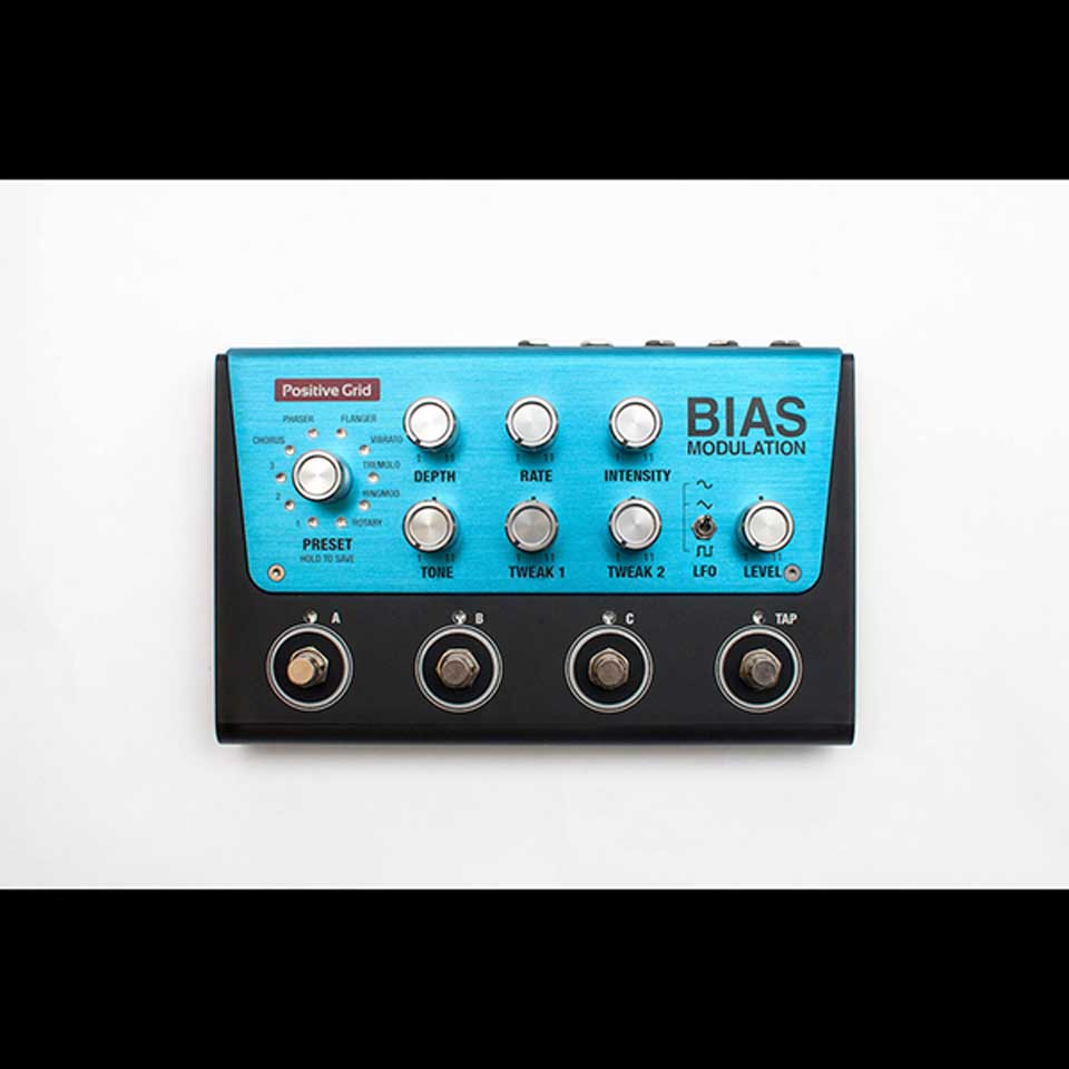 Positive Grid/BIAS Modulation