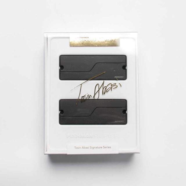 FISHMAN/Tosin Abasi Signature Series / PRF-MS8-TA2 / Fluence 8-string Front&Rear Set【トシン アバシ】【8弦】【ピックアップ】【在庫あり】