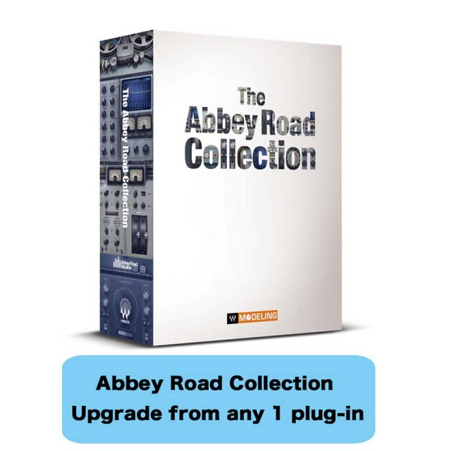 Waves/Abbey Road Collection Upgrade from any 1 plug-in